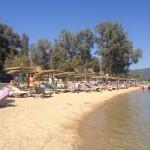 Fteri Beach - North Evia