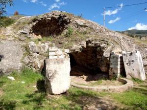 Edipsos Syllas Cave