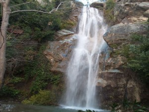 "Waterfalls of Ilia ""Dafnokouki"""